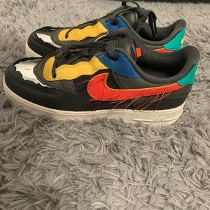 Nike Air Force 1 black history month